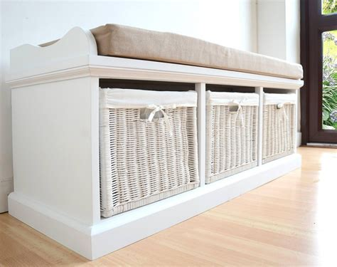 Indoor Storage Bench: The Much Needed Extra Space + It