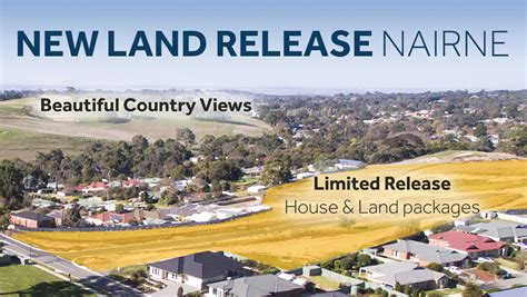 New Land Release in Nairne – Oakford Homes