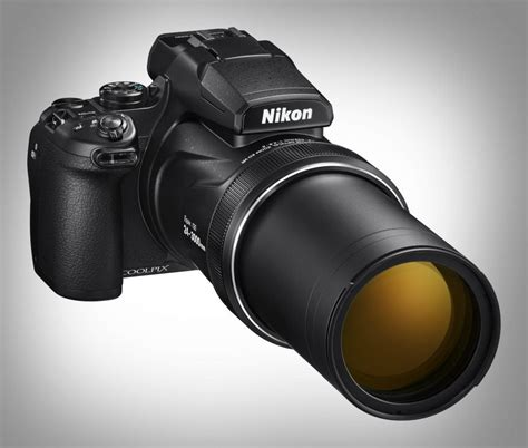 Nikon's Coolpix P1000 is the world's first camera with
