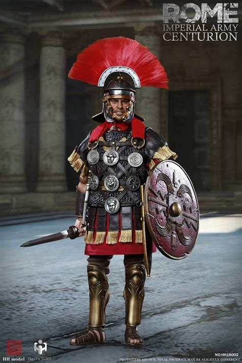 Imperial Roman Army Centurion | One-sixth Ancient Warriors
