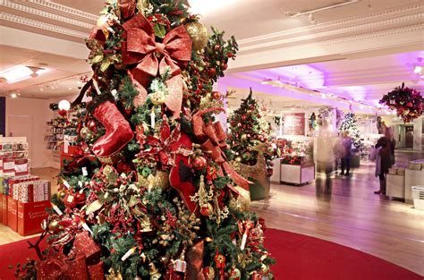 The best Christmas shops in London - Christmas shopping in