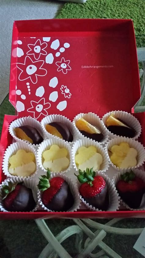 Birthday gift from Edible Arrangements