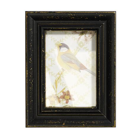 Vintage Style Black Picture Frame By I Love Retro