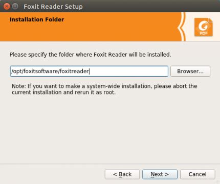 How to Install Foxit PDF Reader on Ubuntu or Any Linux Distro
