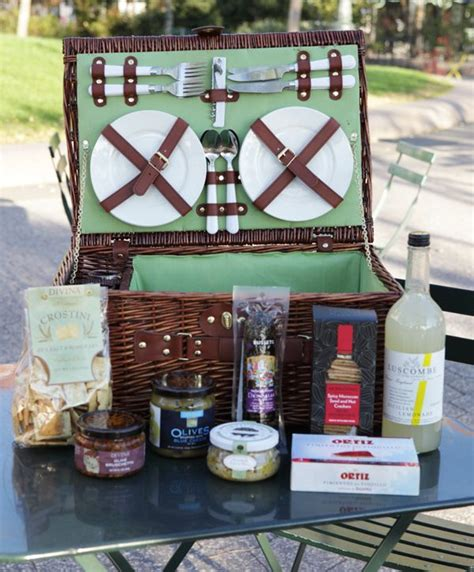 View of the Mediterranean Picnic (With images) | Gourmet