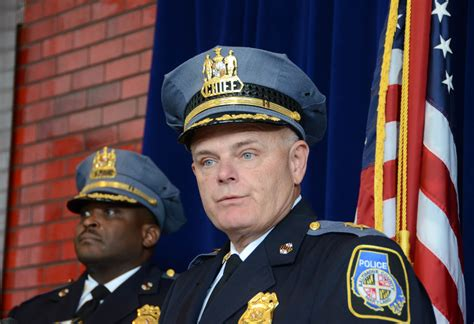 Police chief is top earner in Baltimore County government