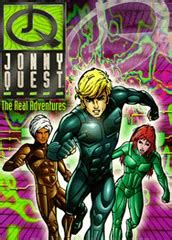 The Real Adventures of Jonny Quest - canceled + renewed TV