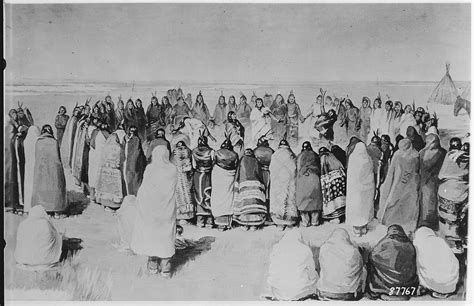 The Wounded Knee massacre - Traditional Native Healing