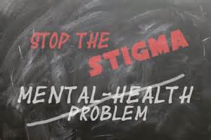 What does it mean to reduce the stigma of mental health