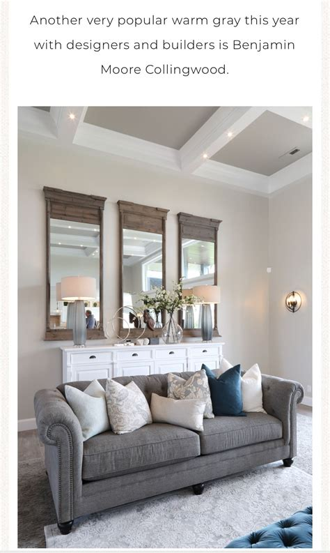 BM - Collingwood | Paint colors for living room, French