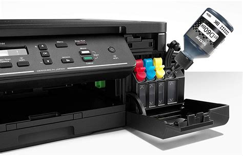 Brother DCP-T510W Color Multi-function Ink Tank Printer