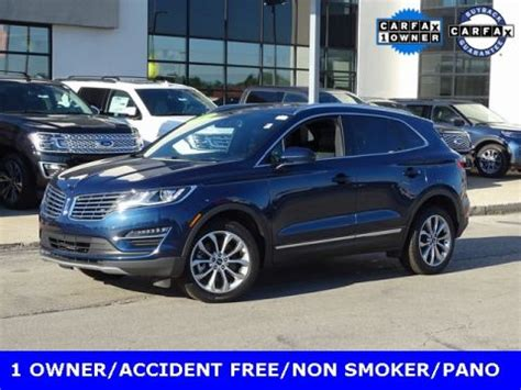 Pre-Owned 2017 Lincoln MKC Reserve 4D Sport Utility in