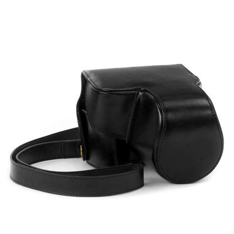 """MegaGear """"Ever Ready"""" Leather Camera Case for Nikon"""
