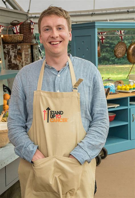 Joe Lycett steals the show on Great British Bake Off   HELLO!