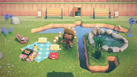 15 Lake & Pond Design Ideas For Animal Crossing: New