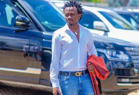 I'm Planning To Be A Billionaire By Age 30- Singer Bahati