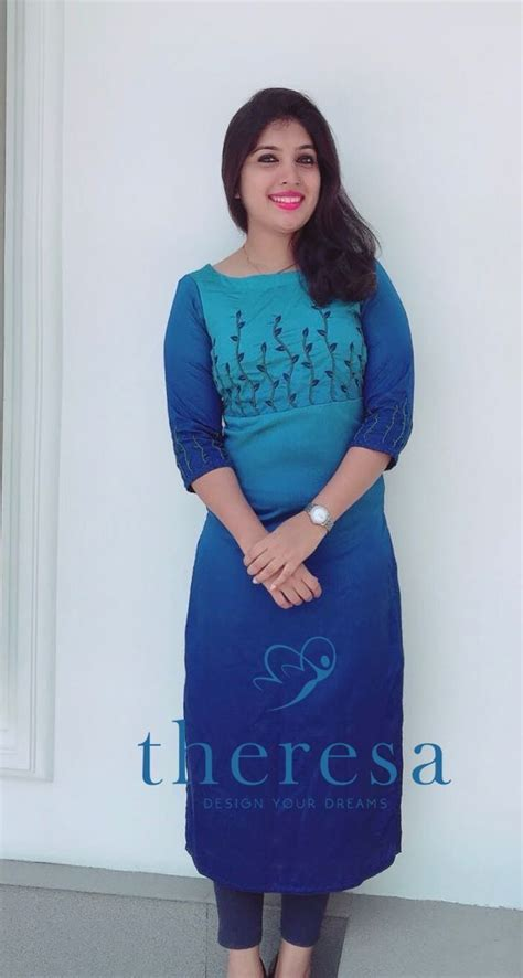 Simple yet stylish neck designs for kurtis – Simple Craft