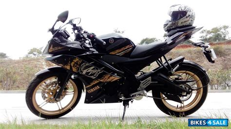 Used 2014 model Yamaha YZF R15 for sale in Bangalore