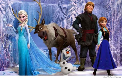 Frozen Wallpapers – TheFunnyPlace