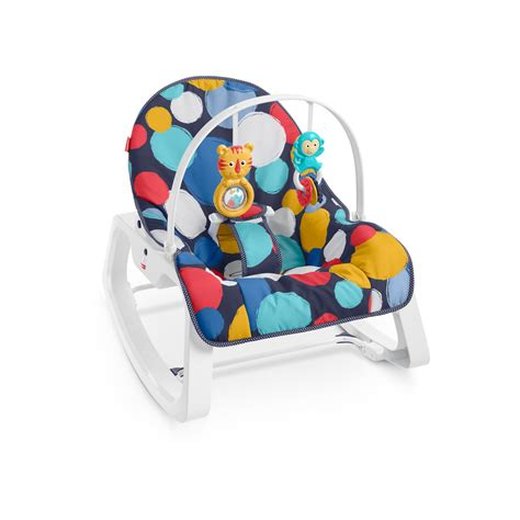 Fisher-Price Infant-to-Toddler Rocker - Bubble Up | Baby