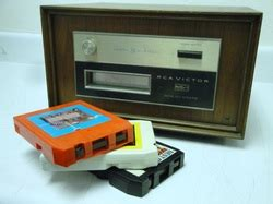 8 Track Tapes - Network Sound and Video