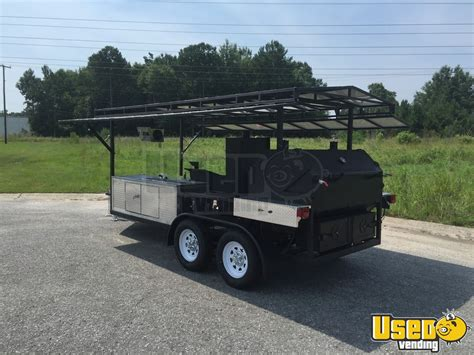 BBQ Concession Trailer | kitchen trailer for Sale in South