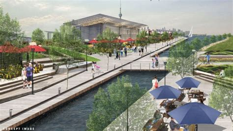 Ontario Place park, waterfront trail plans revealed | CTV