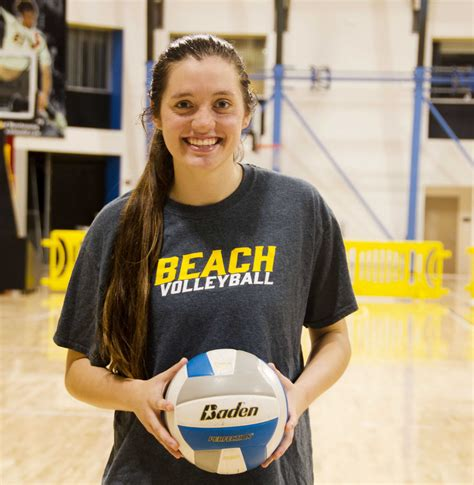 Q&A with LBSU women's volleyball's Mykah Wilson - Daily