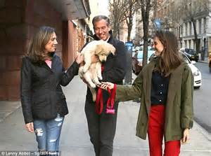 NBC's Brian Williams spotted for first time since his