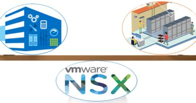 VMWare NSX Detailed Design Guide for Secured Production