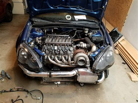 Check out this V8 Swapped RSX: Wait, WHAT?! - Honda-Tech