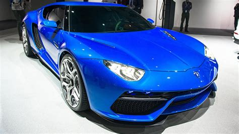 It's the 907bhp Lambo Asterion hybrid   Top Gear