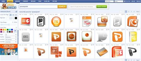 Where to Download PowerPoint Icon