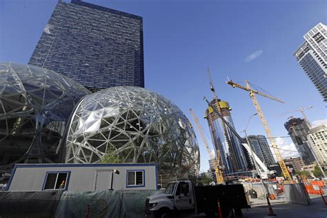 Seattle knows all about the downsides of an Amazon