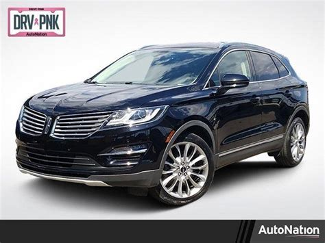 Used 2017 Lincoln MKC FWD Reserve Littleton, CO 80121 for