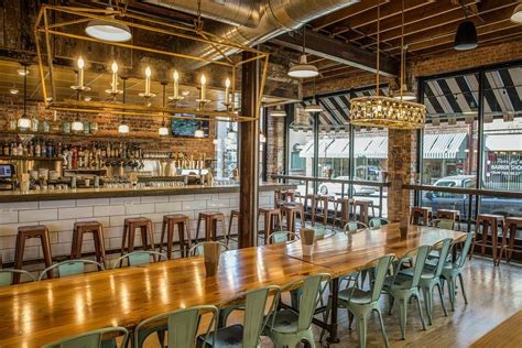 7 Downtown Greensboro Restaurants Perfect For a Quick Lunch