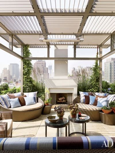 Terraces and Rooftop Designs That Are Ready for Summer
