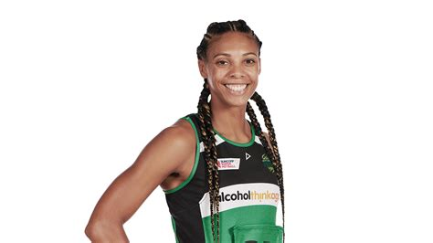 Stacey Francis - Suncorp Super Netball