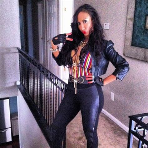 ON THE SET: Ginuwine's Wife Solé Attempts A Comeback With