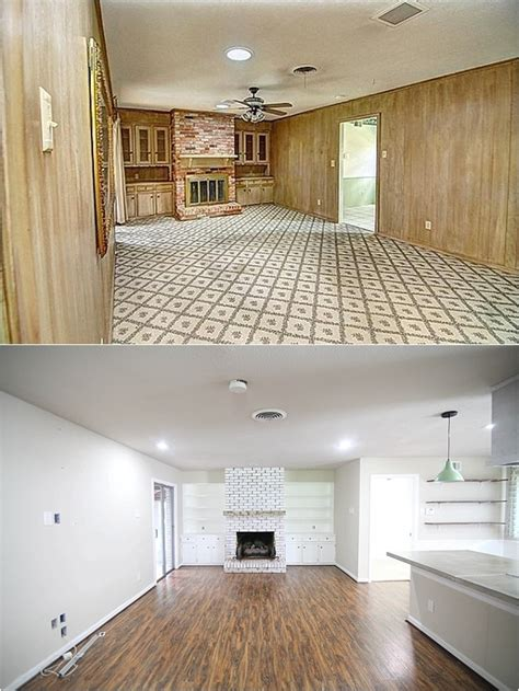 Before and After pictures- Insane final pictures of a flip