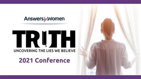 Truth: Answers for Women 2021 - Ken Ham Trailer - Answers