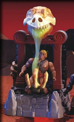 MASTERS OF THE UNIVERSE ARGENTINA: SLIME PIT