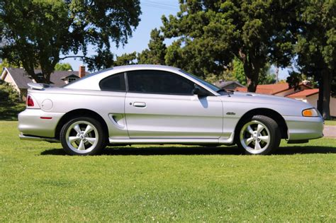 For Sale Silver 1998 Mustang GT - Ford Mustang Forums