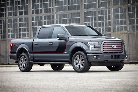 2016 Ford F-150 Special Edition Appearance Package