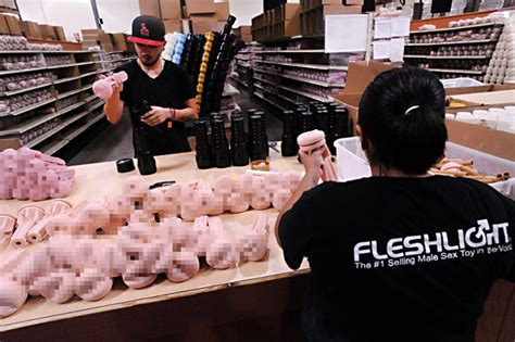Pressing the Flesh: The world's leading adult toy