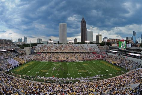 Theoretical Changes to Bobby Dodd Stadium - From The