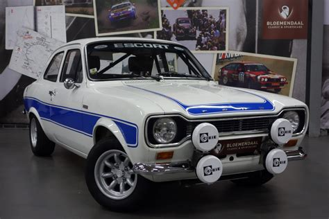 1975 Ford Escort Mk1 RS 2000 SOLD | Car and Classic