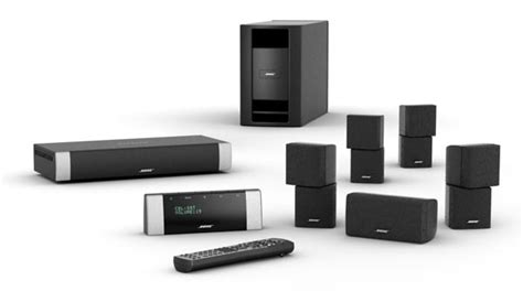 Bose Lifestyle V20 Home Theater System | Audioholics
