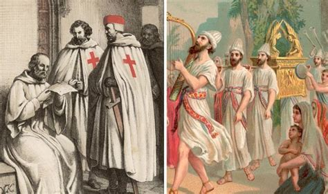 Knights Templar: Ark of Covenant clue uncovered inside