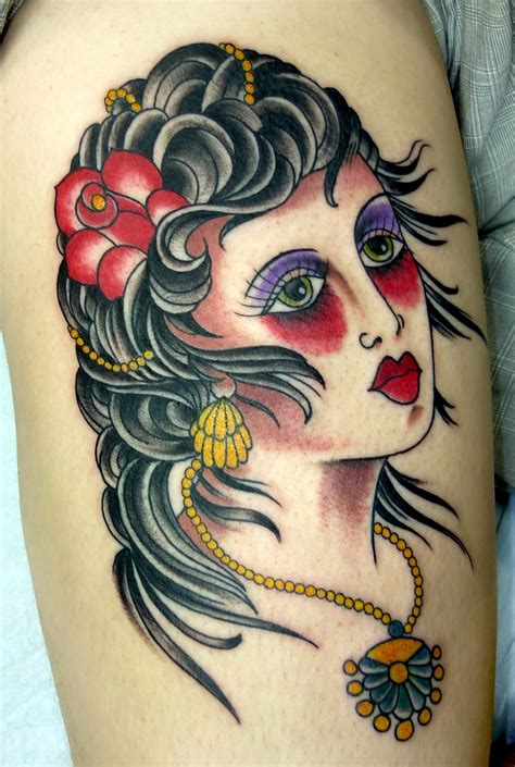 Gypsy Tattoos Designs, Ideas and Meaning   Tattoos For You